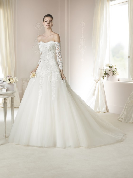 brand new e7034 ff849 Abiti da sposa W1 White One 2014