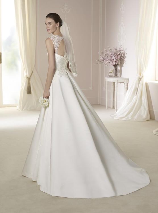 Modello Datomir  Abiti da sposa W1 White One 2015  Salem Spose