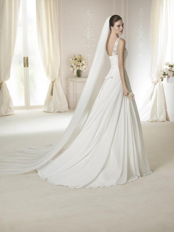 Modello Jacira  Abiti da sposa W1 White One 2015  Salem Spose