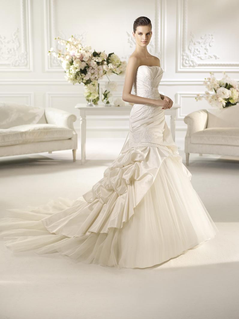 Modello Narvik  Abiti da sposa W1 White One 2013  Salem Spose